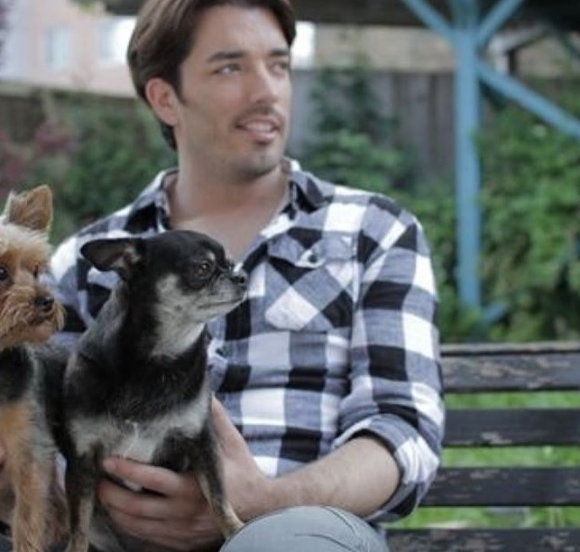 jonathan scott married